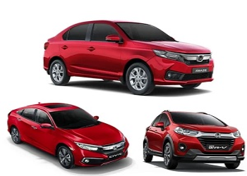 Up to Rs. 2.5 Lakh Discount Available On Honda Cars