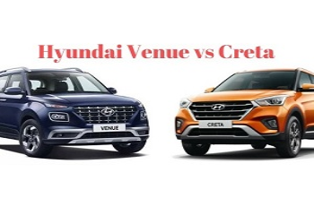 How Much Different Would Be Hyundai Venue From Hyundai Creta?