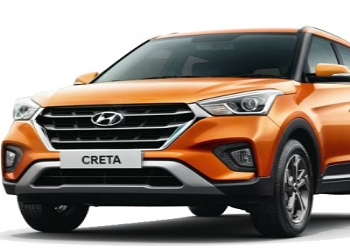 New Launch! Hyundai Creta 'EX'Variant 2019 at INR  10.84 Lakh