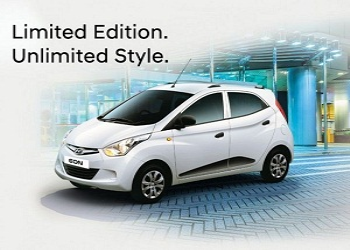 Hyundai Launches Sports Edition of Eon, Priced Rs. 3.88 lakh