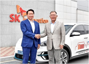 Top Level Management Meet Between Hyundai Motor And SK Group