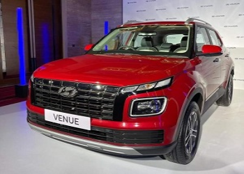 Hyundai Venue Offered With The Starting Price Of Rs. 6.50 Lakh!!!