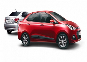 2017 Hyundai Xcent Facelift Might Be Launched in India on April 20