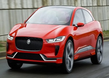 Bookings For Jaguar Land Rover I-Pace Black Begins In India