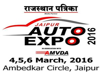 Jaipur Auto Expo 2016: Curtain to unfold on March 4, 2016