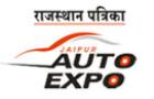 Jaipur Auto Expo features fashion show