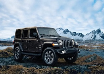 Jeep Wrangler Launched In India With The Price Tag Of Rs. 53.90 Lakh