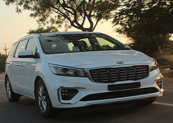 1400 Bookings Garnered By Kia Carnival In A Day