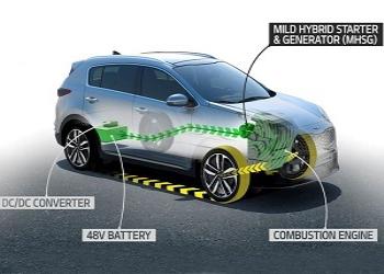 Kia Motors To Introduce New Mild-Hybrid Technology In 2018