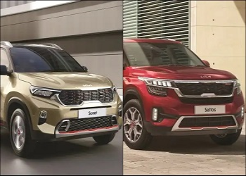 The Updated 2021 Kia Sonet And Seltos Launched In India