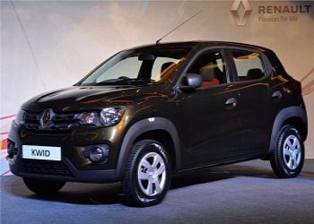Indian Auto Expo 2016: Renault to launch new variant of Kwid