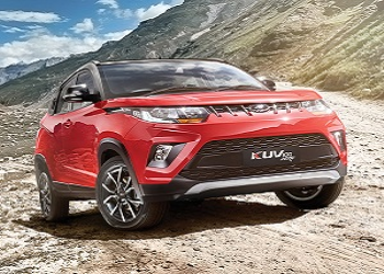 M&M Launches Facelift KUV 100 Christened As KUV100 NXT In India