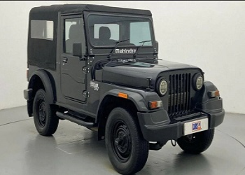 Generation Next Mahindra Thar Under Production