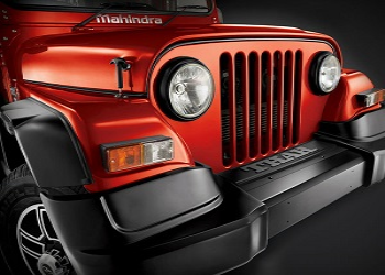 Interiors Of Generation Next Mahindra Thar Caught Uncovered By Spies