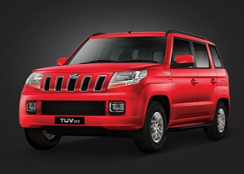 Mahindra TUV300 enriched with 100PS engine