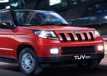 Mahindra TUV300 Facelift to be launched soon in India