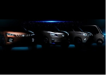 Mahindra To Showcase Electric XUV500 During Indian Auto Expo 2020