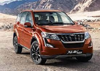 Facelift Mahindra XUV500 To Step Out On April 18, 2018