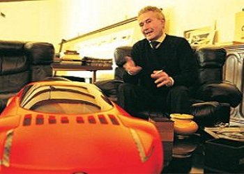 77 Year Old Man Designing the Sports Car for Tata Motors
