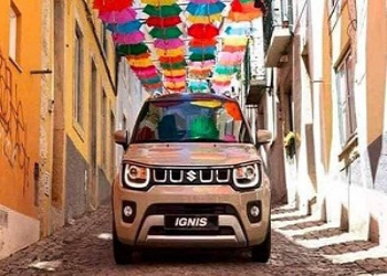 Maruti Suzuki Embellishes 2019 Ignis With New Safety Features