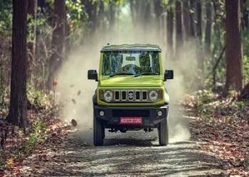 Maruti Suzuki Jimny May Be Launched As A 5-Door Vehicle