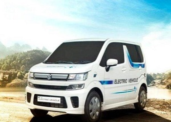 Maruti Suzuki WagonR EV Ready For Launch, Caught Under Testing