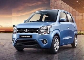 Maruti Suzuki WagonR Petrol 1.0L With BS-VI Engine Launched In India