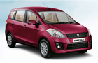 Ertiga makes Maruti second largest utility car maker