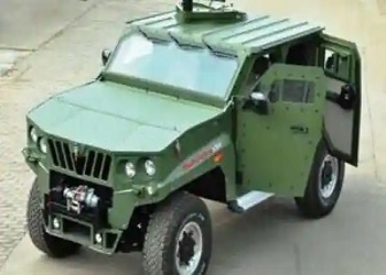 Indian Defence Ministry To Receive Armored Vehicles From MDS