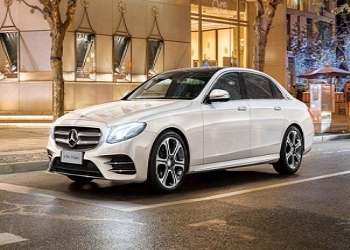 Mercedes-Benz Launches 2017 E-Class in India