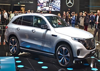 Mercedes-Benz Electric SUV EQC Receives An Overwhelming Welcome