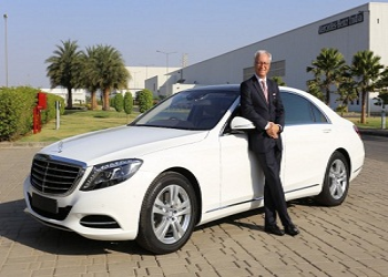 Mercedes-Benz Launches Connoisseur's Edition of S-Class