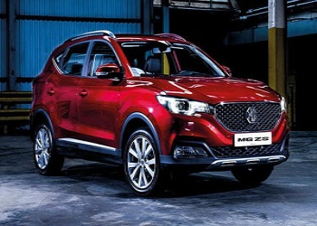 MG ZS SUV Slated For Launch In Mid Of 2021
