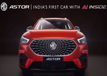 MG Astor Launched In India With A Price Tag Of Rs 9.78 Lakh