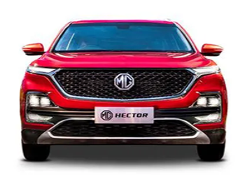 MG Commences Its Innings By Launching Hector, Priced Rs.12.18 Lakh