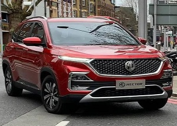 Production of MG Hector is to begin soon by this month end