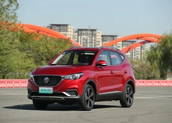 MG To Launch ZS EV In India On January 27, 2020