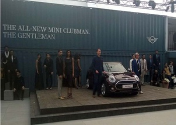 Mini to Launch the Clubman in India on December 15