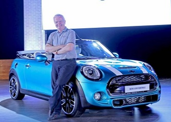 2016 Mini Convertible launched in India at Rs 34.90 Lakh