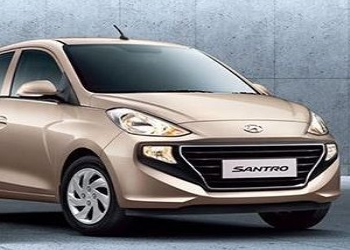 Hyundai India Launches New Santro With The Price Tag Of Rs. 3.89 lakh