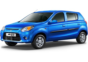 Facelift Maruti Suzuki Alto 800 launched in India