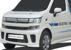 Maruti Suzuki Wagon R EV Likely To Launch In 2020