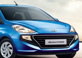 38,500 Bookings Garnered By The New Hyundai Santro 2018 Since Launch
