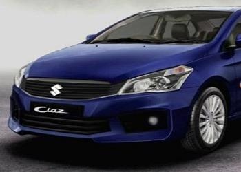 New Maruti Suzuki Ciaz Facelift Debut at the 2018 Auto Expo