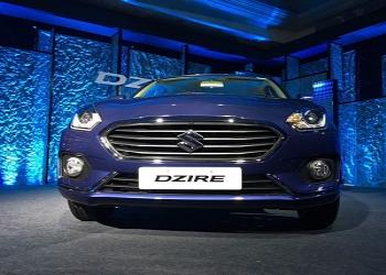 Generation Third of Maruti Suzuki Dzire Launched