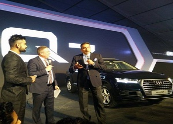 New Audi Q7 SUV launched in India, Priced at Rs. 72 Lakh