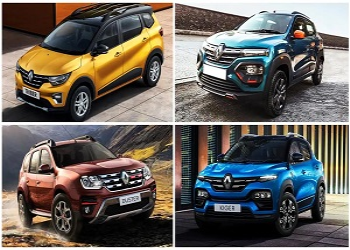 The 2019 Renault Duster Readying For Launch In Festive Season