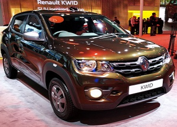Renault confirms the launch of Kwid 1.0 litre on August 22, 2016