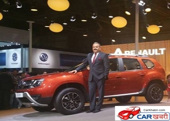 AMT Renault Duster launched with price tag of Rs. 8.46 lakh (ex-showroom, New Delhi)