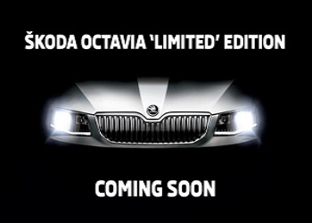 Skoda Reveals the Image of Octavia Limited Black Edition
